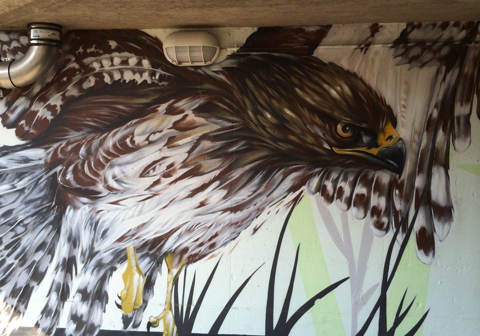 graffitikuenstler-graffitiauftrag-artmos4-gemeinde-moemlingen-tier-pflanzen-fotorealistisch