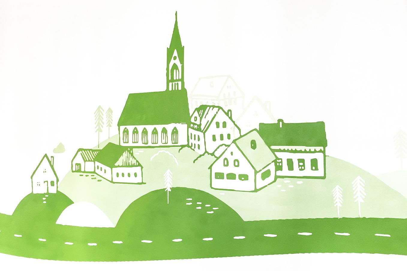 graffitiauftrag-graffitikuenstler-artmos4-Flixbus_München_2017_grafisch_strasse_silhouetten_skyline_Landschaft_schrift_innen_grün_folie_Dienstleistung_fahrzeuge