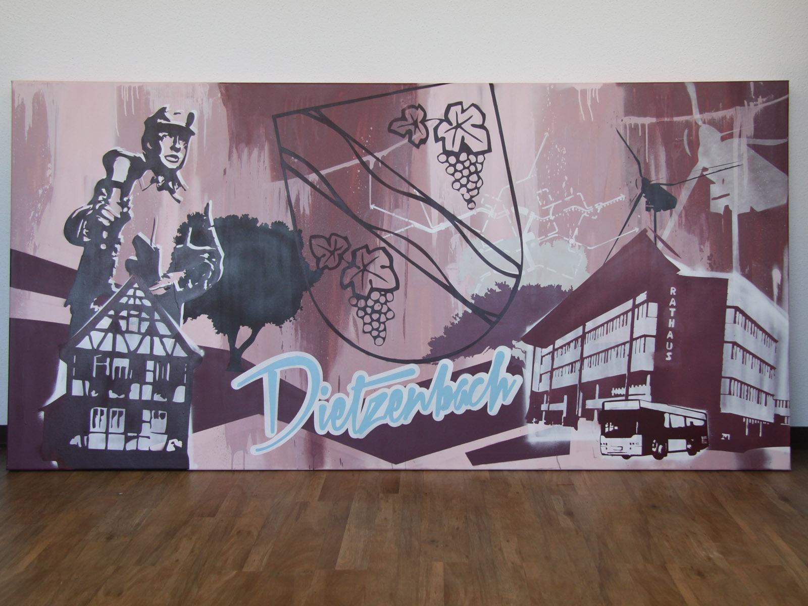 graffitiauftrag-graffitikuenstler-artmos4-gemeinde-dietzenbach-leinwand-illustrativ