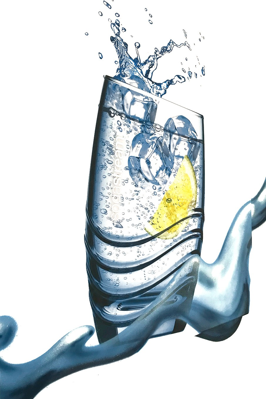 graffitiauftrag-graffitikuenstler-artmos4-sodastream-fotorealistisch-obst-wassser-glas