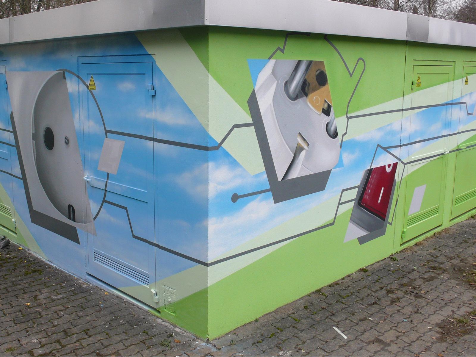 graffitiauftrag_graffitikuenstler_artmos4_stadtwerke_haiger_fotorealistisch_grafisch_energie_2