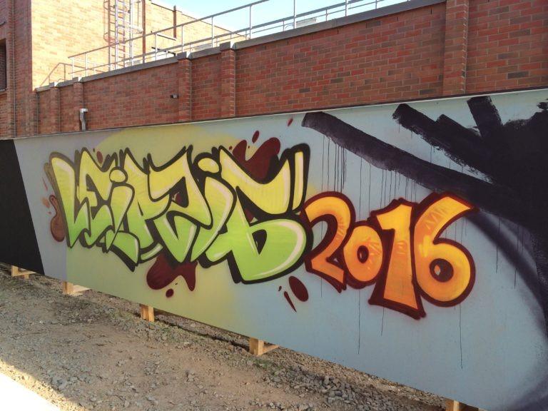 Graffitikuenstler, Graffitiauftrag, Artmos4, Porsche, Leipzig, Graffiti, Style